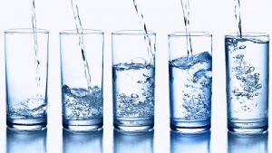 5 glass of water