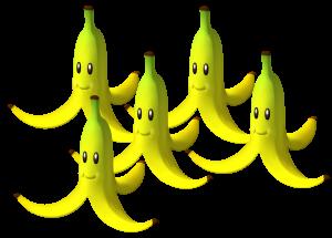 5 banana