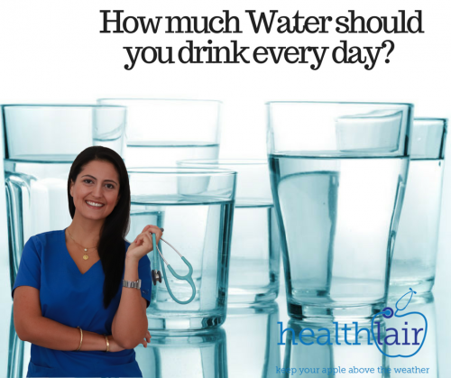 Health Benefits of Water or Benefits of Drinking Water | HealthLair