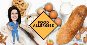 food allergies by dr. vero