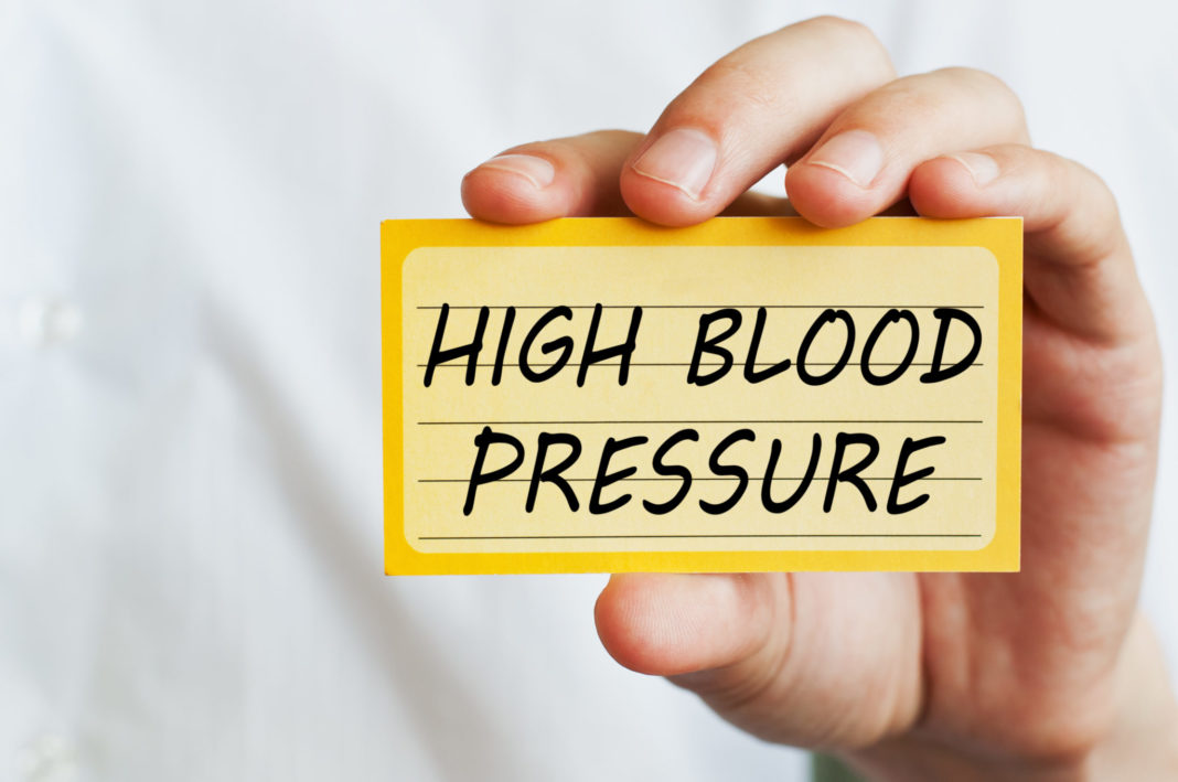 High Blood Pressure Hypertension | Preserves Cotts Dales Future
