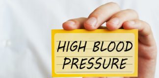 cause of high blood pressure