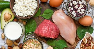 some of protein foods