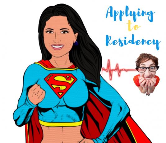 applying to residency