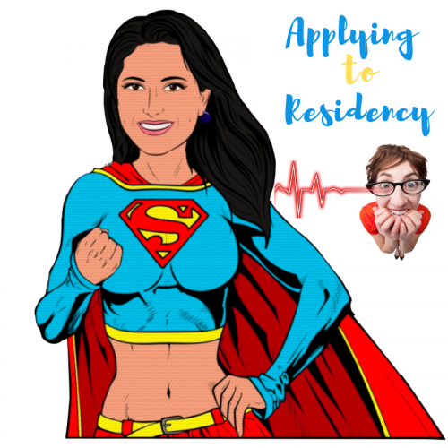 how to apply residency application