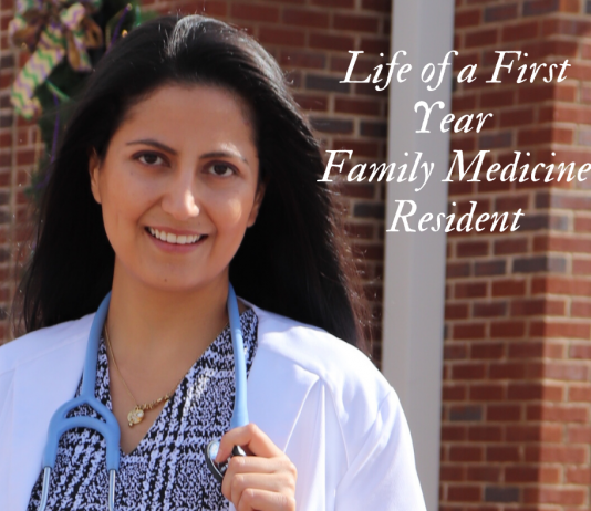 Life of a First Year Family Medicine Resident